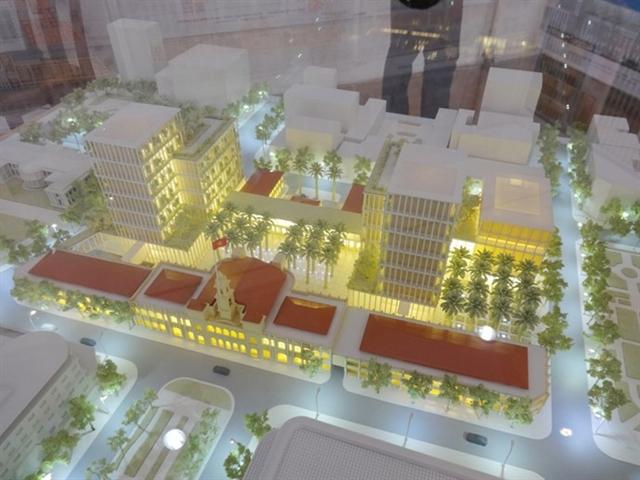 TPHCM sắp có khu trung tâm hành chính mới