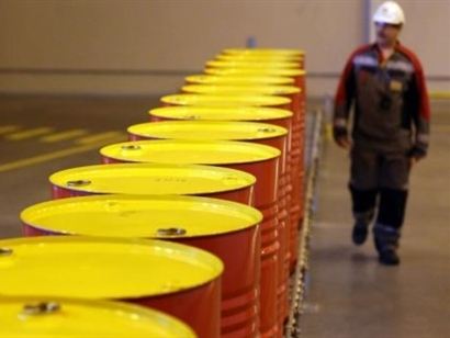 Giá dầu Mỹ thấp nhất 1 tháng do USD tăng mạnh