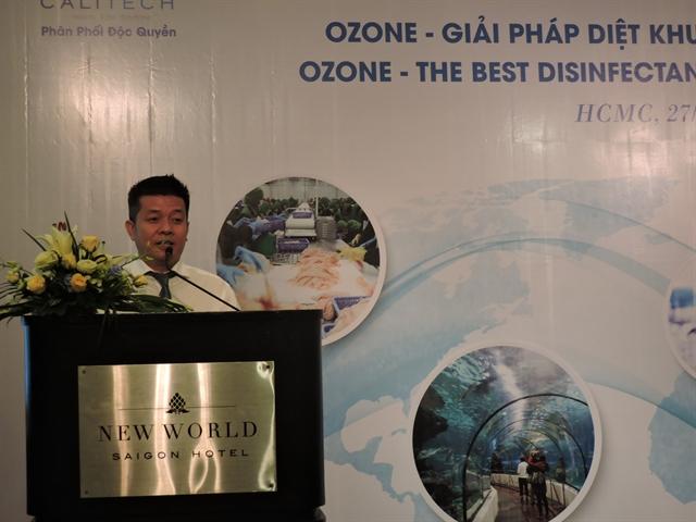 Công nghệ diệt khuẩn bằng Ozone: Giải pháp bảo vệ sức khỏe