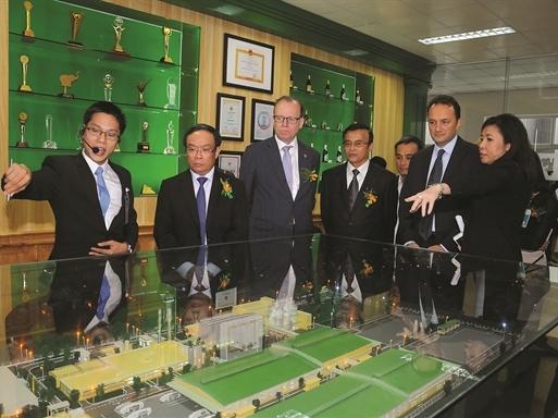 Carlsberg Việt Nam đóng thuế hơn 1.300 tỉ đồng trong năm 2015