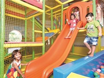 Nở rộ sân chơi giáo trí cho trẻ em