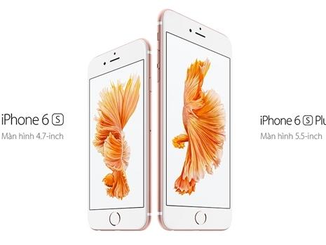 iPhone 6s chính hãng bán ngày 6/11, giá từ 19 triệu đồng