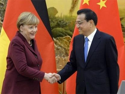 Trung Quốc-Đức ký thoả thuận