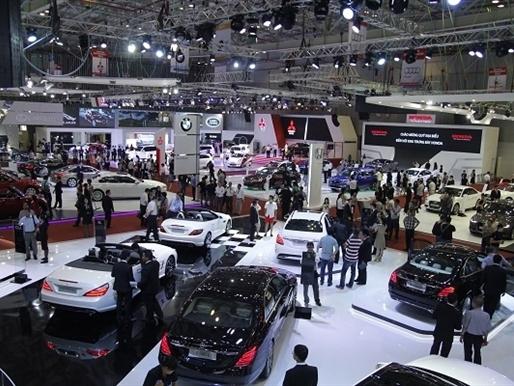 Thay đổi cách tính thuế TTĐB ô tô nhập khẩu dưới 24 chỗ