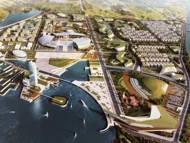Khánh Hòa chi 4.300 tỷ đồng xây khu trung tâm hành chính hình tổ yến