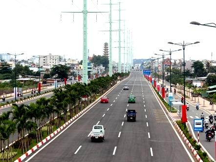 Hơn 1.100 tỷ đồng nối đường đẹp nhất TPHCM với quốc lộ 1