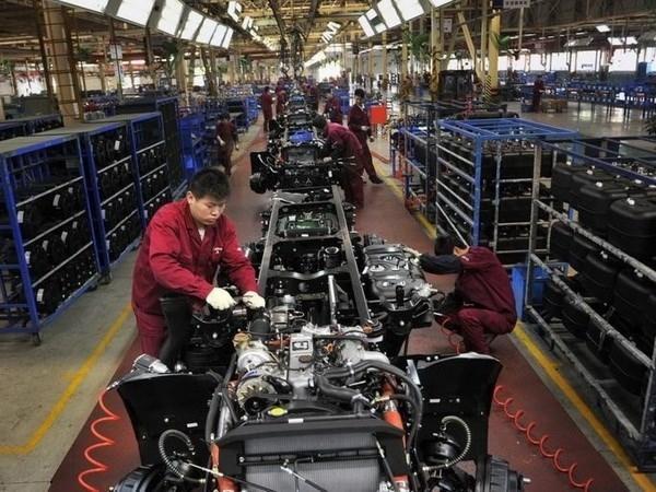 Ngành sản xuất chế tạo toàn cầu vẫn chật vật tìm tăng trưởng