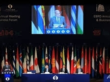 Trung Quốc đệ đơn gia nhập EBRD