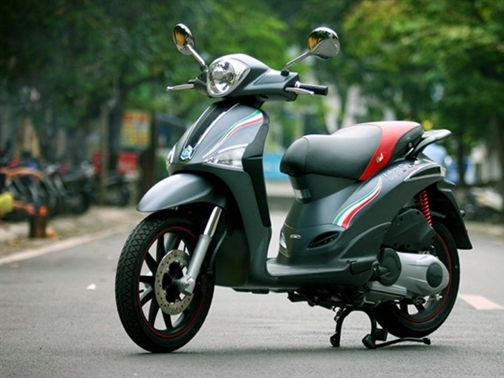 Thị trường xe máy: Dịch chuyển xe tay ga