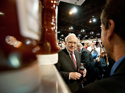 Berkshire của Warren Buffett đạt lợi nhuận kỷ lục 9,43 tỷ USD