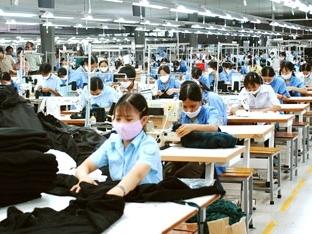 Xuất khẩu dệt may sang Indonesia, Hong Kong tăng mạnh