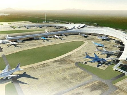 Giai đoạn 1 dự án sân bay Long Thành sẽ hoàn thành vào 2025