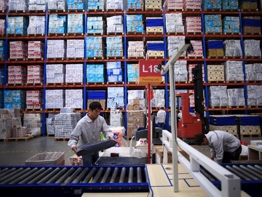 Hình ảnh giai đoạn chuẩn bị của Alibaba trước ngày hội độc thân 11/11
