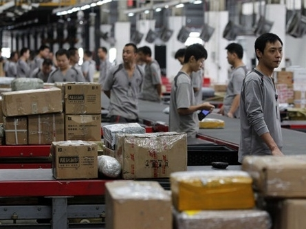 Lễ Độc thân giúp Alibaba đạt doanh thu kỷ lục hơn 14 tỷ USD