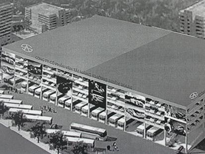 Satsco kiến nghị xây bãi giữ xe vào sân bay Tân Sơn Nhất