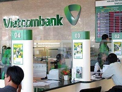 Vietcombank lãi trước thuế gần 1.500 tỷ đồng trong quý III