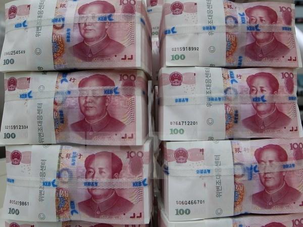 Hoạt động cho vay của ngân hàng Trung Quốc giảm lần đầu tiên từ 2009