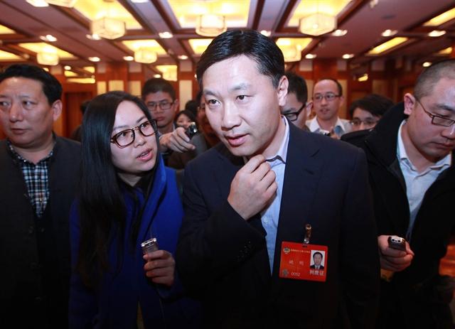Thị trường chứng khoán Trung Quốc rúng động bởi các cuộc truy quét
