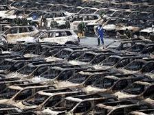 Vụ nổ tại Cảng Thiên Tân gây thiệt hại gần 2 tỷ USD cho ngành bảo hiểm