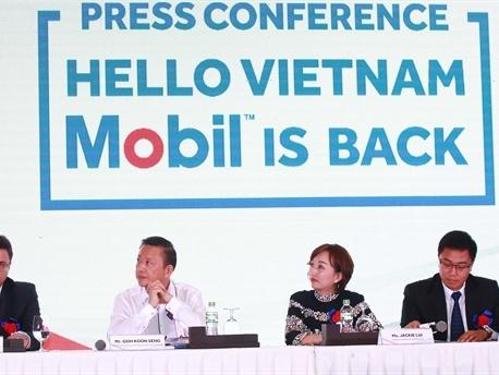 TAT Petroleum Việt Nam công bố quyền phân phối các sản phẩm Exxonmobil tại Việt Nam