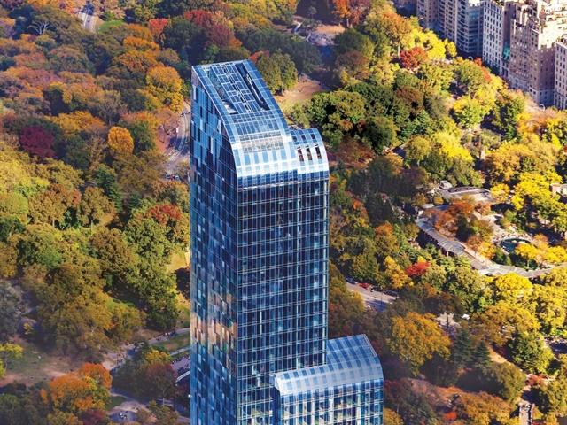 Có gì khác biệt bên trong tòa nhà đắt nhất New York?