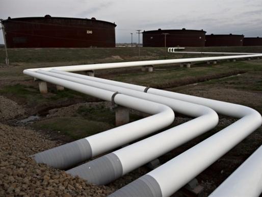 Giá dầu Mỹ lại giảm sau số liệu dầu lưu kho