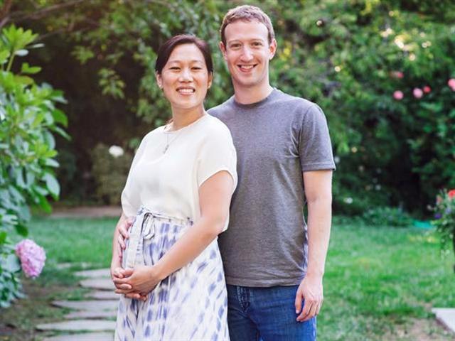 Mark Zuckerberg sẽ nghỉ làm 2 tháng khi vợ sinh con