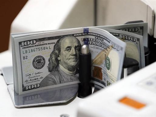 USD giảm do lo ngại căng thẳng Nga-Thổ Nhĩ Kỳ