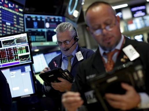 Phố Wall tăng điểm nhờ cổ phiếu năng lượng