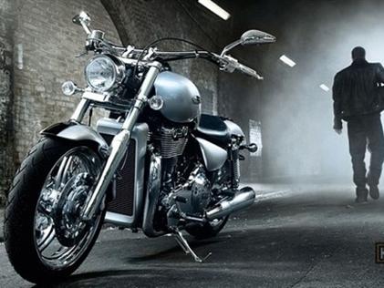 Cận cảnh dây chuyền chế tạo môtô Harley-Davidson