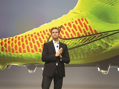Mark Parker và cuộc lột xác tại Nike