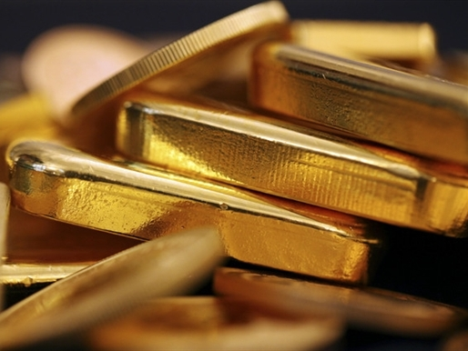 Giá vàng tăng 1% do USD suy yếu, căng thẳng Thổ Nhĩ Kỳ-Nga