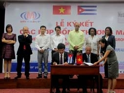 Cuba gia tăng xuất khẩu sản phẩm công nghệ sinh học qua Việt Nam