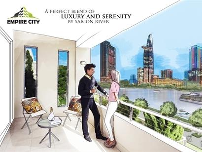 Triển vọng lạc quan về dòng vốn bất động sản