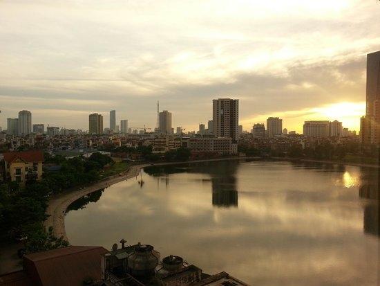Hà Nội xây khách sạn 5 sao hơn 350 tỷ đồng trên