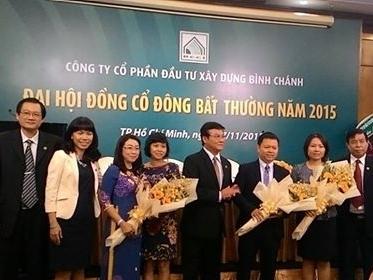 ĐHCĐ BCI: Người của KDH được bầu làm thành viên HĐQT mới