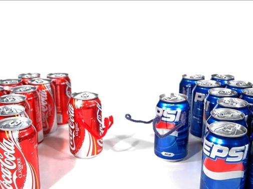 Cocacola và Pepsico: Góc nhìn về chiến thuật, chiến lược