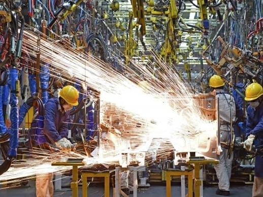 Chỉ số PMI các nước Châu Á đồng loạt sụt giảm trong tháng 11
