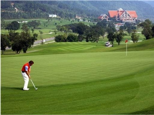 SHN tính rót tối đa 120 tỷ đồng vào dự án sân golf Hòa Bình-Geleximco