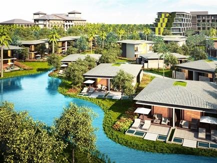 Novotel Phu Quoc Resort hoàn thành trong tháng 12