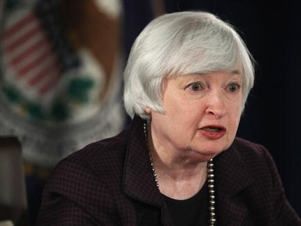 Chủ tịch Fed tự tin về sức khỏe nền kinh tế trước thềm phiên họp Fed