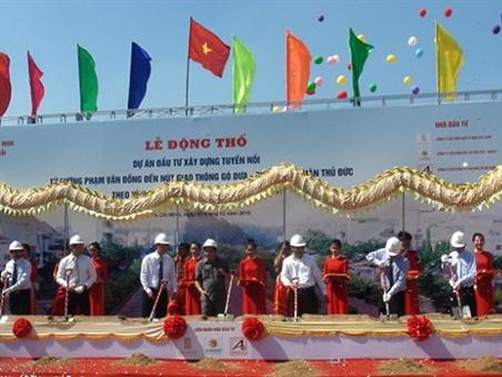 Hơn 2.300 tỉ đồng xây đường nối Phạm Văn Đồng-Quốc lộ 1