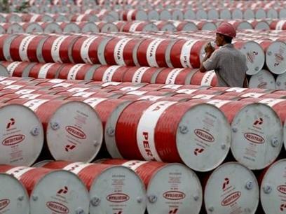 Giá dầu Mỹ xuống dưới 40 USD/thùng do nguồn cung tăng