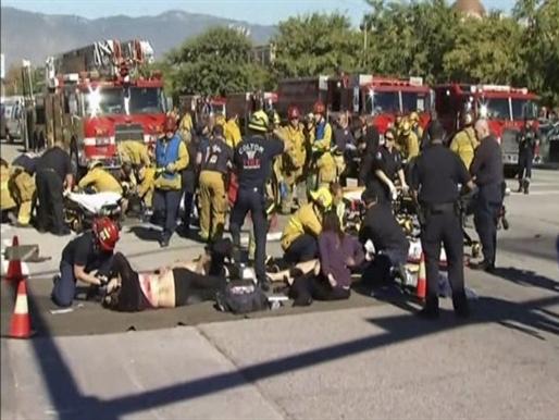 Xả súng ở California: ít nhất 14 người chết