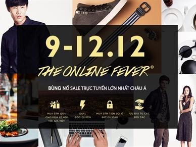 Zalora khởi động chương trình mua sắm trực tuyến Online Fever
