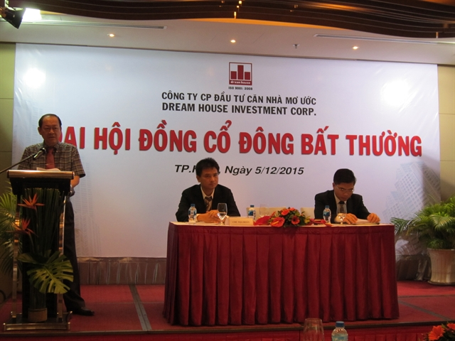 ĐHCĐBT DRH: Tăng vốn lên gấp 3 lần, đầu tư khu nghỉ dưỡng 1.400 tỷ đồng tại Vũng Tàu