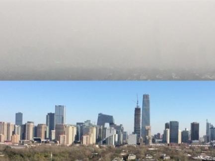 Bắc Kinh đóng cửa nhà máy, công trình xây dựng để hạn chế ô nhiễm