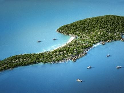 Sun Group sắp ra mắt dự án nghỉ dưỡng hai mặt biển hiếm có trên thế giới
