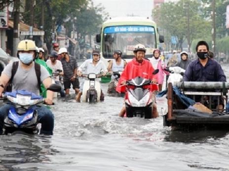 Hơn 700 tỉ đồng xây năm hầm chứa chống ngập Sài Gòn