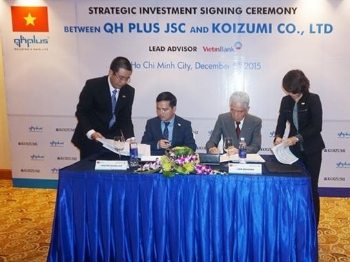 Tập đoàn Nhật mua 23% cổ phần một doanh nghiệp kinh doanh thép Việt Nam